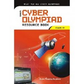 BMA's Cyber Olympiad Exams Resource Book for Class 4