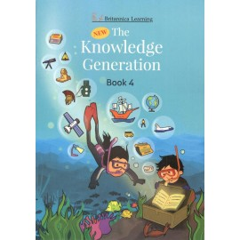 Britannica The Knowledge Generation (General Knowledge) Book for Class 4