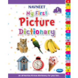 Navneet My First Picture Dictionary 1