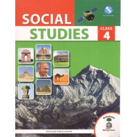 Edulush Social Studies Textbook for Class 4