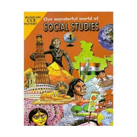 Allied Our Wonderful World of Social Science Textbook for Class 4