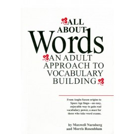 All About Words by Maxwell Nurnberg and Morris Rosenblum