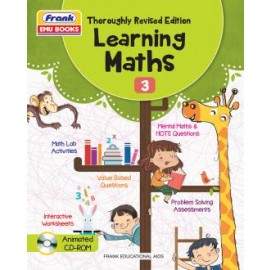Frank Learning Maths for Class 3 (CCE Edition)