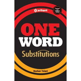 Arihant Study Guide One word substitution by Roshan Tolani
