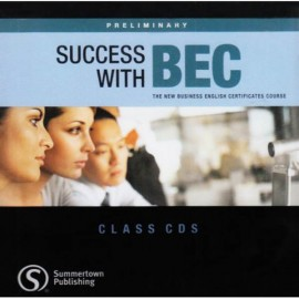 Success with BEC (Preliminary)  by Summertown (with Audio CD)