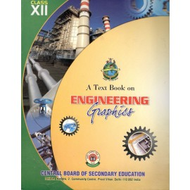 CBSE A Textbook of Engineering Graphics for Class 12