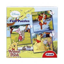 Frank Disney First Puzzles Winnie the Pooh