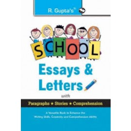 RPH School Essays & Letters with Paragraphs, Stories, Comprehension (R-182) - 2018