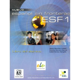 Espanol Sin Fronteras Part 1 Textbook of Spanish by SGEL