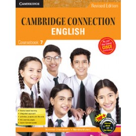 Cambridge Connection English Coursebook Class 7