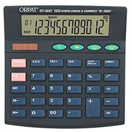 Orpat Check and Correct Calculator (OT-555T)