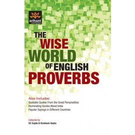 Arihant Grammar The Wise World of English Proverbs
