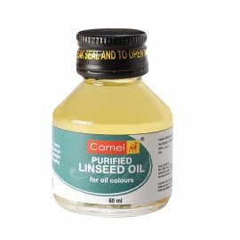 Camlin Kokuyo Linseed Oil (60 ml)