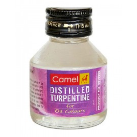 Camlin Kokuyo Medium Turpentine (60 ml)