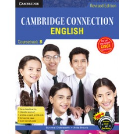 Cambridge Connection English Coursebook Class 8
