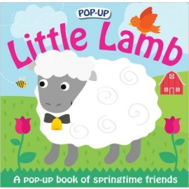 Pop-up Little Lamb Book by Priddy Books