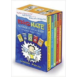 Big Nate: The Biggest Box Set Ever! by Lincoln Peirce