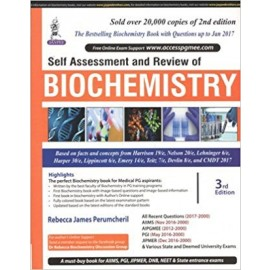Self Assessment & Review: Biochemistry (With Interactive DVD-ROM)