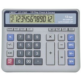 Orpat Check and Correct Calculator (OT-1700T)