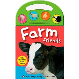 My Carry-Along Sound Book: Farm Friends by Roger Priddy