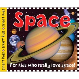 Smart Kids Space Board Book by Priddy Books