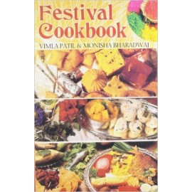 Festival Cookbook by Vimla Patil & Monisha Bharadwaj