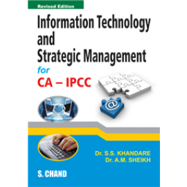 S Chand Information Technology and Strategic Management for CA - IPCC