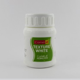 Camlin Kokuyo Medium Texure White (100 ml)