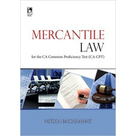 Vikas Mercantile Law for CA-CPT