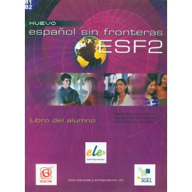 Espanol Sin Fronteras Part 2 Textbook of Spanish by SGEL