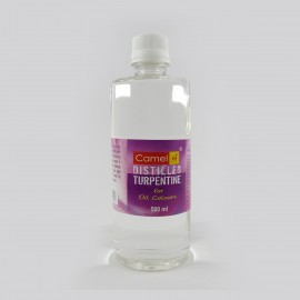 Camlin Kokuyo Distilled Turpentine (500 ml)
