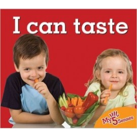 I Can Taste by Pegasus Books