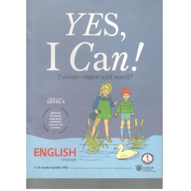 Yes I Can English for Class 8 ( Set of 2 Books)