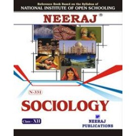 Neeraj NIOS Guide of Sociology for Class 12 (Code 331)