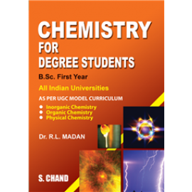S Chand Chemistry for Degree Students