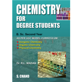 S Chand Chemistry for Degree Students B.Sc. 2nd Year