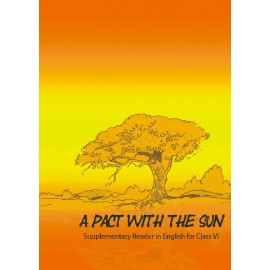 NCERT A Pact with The Sun English Supplementary Reader for Class 6 (Code 648)
