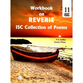Morning Star ISC Collection of Poems Workbook for Class 11