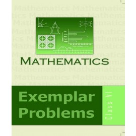 NCERT Exemplar Problems of Mathematics for Class 6 (Code1324)