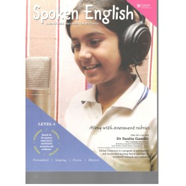 Yes I Can Spoken English for Class 4