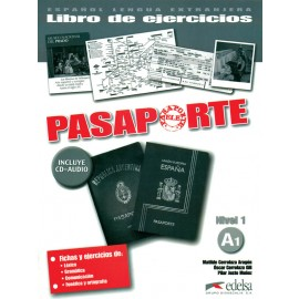 Passaporte 1 Workbook of Spanish by Edelsa