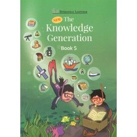 Britannica The Knowledge Generation (General Knowledge) Book for Class 5