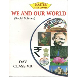 Master Guide DAV We and Our World (Social Science) for Class 7