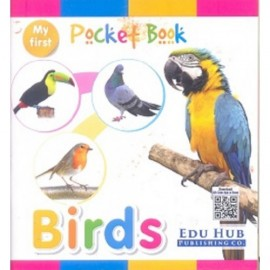 Edu Hub My First Pocket Book of Birds