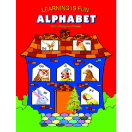 Allied Learning is Fun Alphabet with Word Pictures