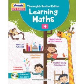 Frank Learning Maths for Class 4 (CCE Edition)