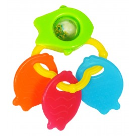 Funskool Giggles Fish Teether (9646000)