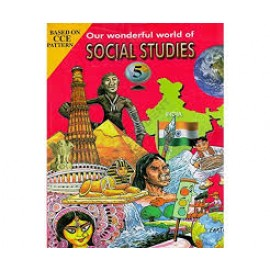 Allied Our Wonderful World of Social Science Textbook for Class 5