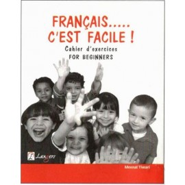 Langers Francais C'EST Facile Methode De Francais (Workbook of French) for Beginners