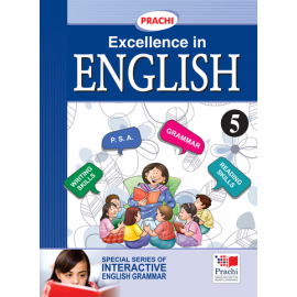 Prachi Excellence In English Grammar for Class 5
